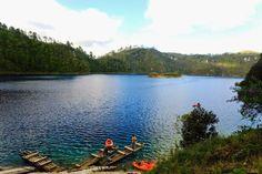 El esplendor de la belleza natural de Chiapas, en el Parque Nacional Lagunas de Montebello. http://soy.ph/ChiapasViaje