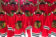Stop on by to pick one up today. Blackhawks Store, Chicago Blackhawks, Black Hawk, Pick One, Nhl, Brand New, Room, Bedroom, Rooms