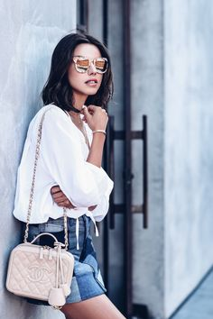 VivaLuxury - Fashion Blog by Annabelle Fleur: PATCHWORK PERFECT