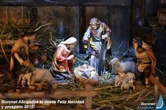 Feliz Navidad y Prospero 2015 os desea Boronat Abogados
