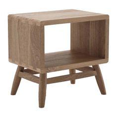 Twist Open Side Table - Bedside Tables - Bedroom - FURNITURE