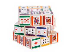 Playing cards Rubik's cube