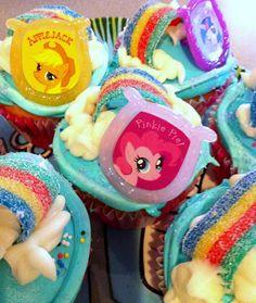 mlp fim cupcakes <3