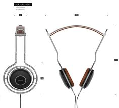 VOLVE Headphones by Andreas Konradsen » Yanko Design