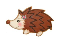 Another cute hedgehog Hedgehog Cookies, Hedgehog Cake, Cute Hedgehog, Fall Cookies, Iced Cookies, Sugar Cookies, Cookie Designs, Cookie Ideas, Cupcake Ideas