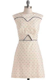Lauren Moffatt Montreal I Hoped For Dress, #ModCloth