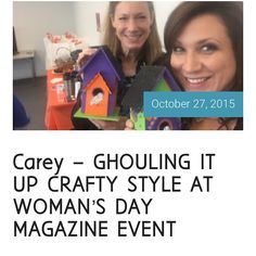 Carey – GHOULING IT