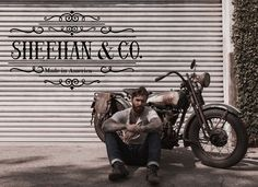 Levi Stocke for Sheehan & Company.  Contemporary mens fashion.  Made in U.S.A. Los Angeles, CA   Photo by Stephen Paul Stocker www.sheehanandcompany.com