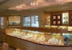 Arredamento gioielleria ~ Arredamento gioiellerie roma lavori realizzati