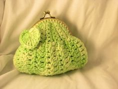 The Chubbie Coin Purse (Green With Envy)