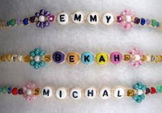 Download Personalized Hemp Bracelet Sewing Pattern | Jewelry and Beading | YouCanMakeThis.com
