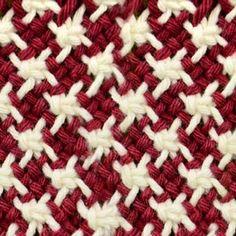 Macrame ABC/Pattern sample #26