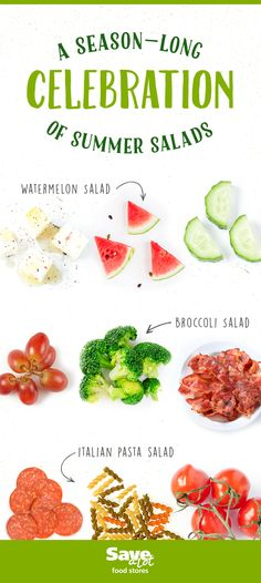 Summer Salad Ideas   Fresh   Summer Party Easy Side Dish   BBQ Side Dish   4th of July   Memorial Day   Labor Day   Fourth of July   #seasonal