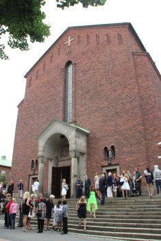 Paavalin kirkko, Helsingin seurakunnat - Kirkot ja seurakuntakodit