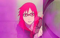 Naruto Gif, Sasuke, Naruto Shippuden, Boruto, Karin Uzumaki, Gifs, Pretty Cool, Fan Art, Sakura Haruno