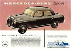 Mercedes Benz 1956