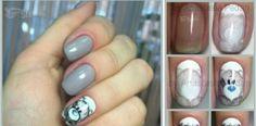 Мастер класс по дизайну ногтей от Анастасии
