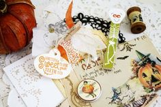 Halloween Greeting Bundle by Melissa Phillips for Papertrey Ink (August 2015)