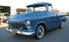 1956 Chevy Cameo truck