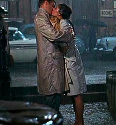Manhattan: Breakfast at Tiffany's Rainy scene