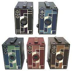 Kodak Beau Brownie cameras. I will find them all