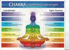 Les Chakras et la science | Bon Bien Zen®
