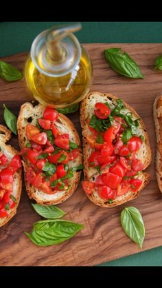 Bruschetta This bruschetta recipe is the real deal. Just like the Italians make! PINThis bruschetta recipe is the real deal. Just like the Italians make! Think Food, I Love Food, Good Food, Yummy Food, Tasty, Great Recipes, Favorite Recipes, Easy Recipes, Healthy Snacks