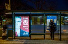 ★ Brilliant Blue ★ Virossa käydään parlamenttivaalit 1.maaliskuuta. Viron suurlähetystössä ollaan yllättyneitä siitä, että Viron puolueet kampanjoivat myös Suomessa. https://www.facebook.com/malle.taar/posts/10203940796780440