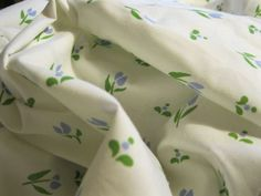 details about vintage set of cottage chic floral sheets for double bed for bed or as cutter double beds and cottage chic