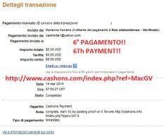 6 pagamento
