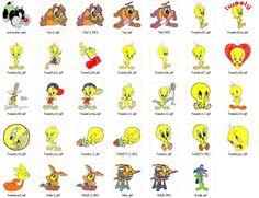 Coleção De Bordados Computadorizados Looney Tunes Disney - R$ 12,90 no MercadoLivre