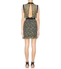 mytheresa.com - Eleina Sculpted Daisy guipure dress - Luxury Fashion for Women / Designer clothing, shoes, bags