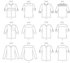 M7018 | Misses' Tops and Tunic | View All | McCall's Patterns