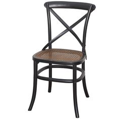 PORTLAND French Country Crossback Dining Chair