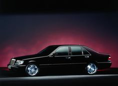 Mercedes-Benz - S-Class (W140 series).