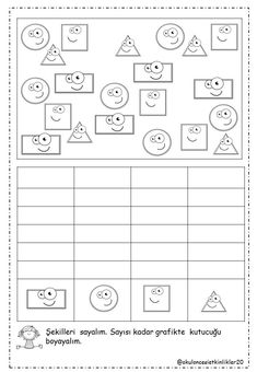Kindergarten Math Worksheets, Preschool Education, Free Preschool, Preschool Printables, Fun Activities For Preschoolers, Preschool Activities, Geometric Fashion, Math Activities, Picture Cards