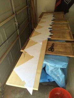 Post with 124 votes and 54040 views. Tagged with The More You Know; Shared by How to make a skirt board for preexisting stairs. Stairs Skirting, Stairs Trim, Redo Stairs, House Stairs, Stairs Balusters, Railings, Staircase Storage, Staircase Design, Staircase Diy