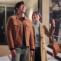 They look so happy 😁😳 Heirs Korean Drama, Korean Drama Movies, Drama Korea, Korean Actors, Korean Dramas, Uncontrollably Fond Kdrama, Suzy Drama, Kim Wo Bin, Korean Tv Series