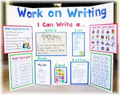 Mrs. Gilchrist's Class: Writing Center!!!