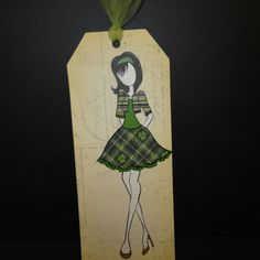 St. Paddy's Day Prima Doll by Anne.