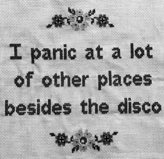 Thrilling Designing Your Own Cross Stitch Embroidery Patterns Ideas. Exhilarating Designing Your Own Cross Stitch Embroidery Patterns Ideas. Cross Stitching, Cross Stitch Embroidery, Embroidery Patterns, Hand Embroidery, Cross Stitch Patterns, Funny Embroidery, Knitting Patterns, Crochet Patterns, Panic! At The Disco