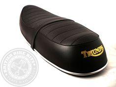DS003 Triumph Bonneville Seat