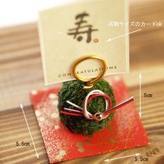 席札スタンド Weding Decoration, Japanese Wedding, Ring Pillow, Orange Wedding, Paper Crafts, Place Card Holders, Handmade, Product Design, Flowers