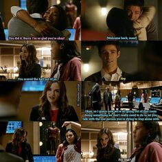 Tell me this is real. Best Tv Shows, Favorite Tv Shows, Barry And Caitlin, Flash Characters, Flash Funny, The Flash Grant Gustin, Superhero Memes, Snowbarry, Killer Frost