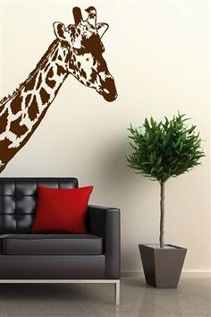 Wall Decals Giraffe
