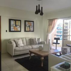 Beautiful and centrical apartment located in an exclusive area of the capital, in the heart of the city, 30 minutes from the airport and beaches. We are in the center of the city it will take you 15 minutes to go the Colonial zone. Jacuzzi, Wi-fi, Kitchen, Parking.
