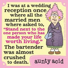 Today on Aunty Acid - Comics by Ged Backland - Aunty Acid You are in the right place about Funny jokes Here we offer you the most b - Funny Cartoons, Funny Jokes, Hilarious, Senior Humor, Aunty Acid, Stress, Funny Thoughts, Twisted Humor, Sarcastic Quotes