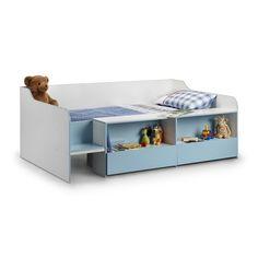 Found it at Wayfair.co.uk - Heze Mid Sleeper Bed with Storage