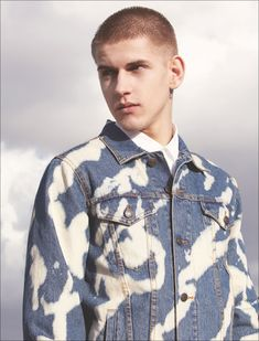DRIES VAN NOTEN FASHION EDITORIAL SHOT BY ALASTAIR STRONG FOR SEVENTH MAN MAGAZINE