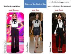 Confira no blog Universo da Moda & Cia., looks estilosos em preto e branco, para inspirar e ficar na moda.